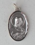 Sterling Silver Medal: St Peter (ME9764)