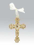 Message Cross:  50th Wedding Anniversary