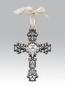 Message Cross:  25th Wedding Anniversary