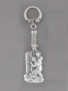 Keyring, Shape ST CHRISTOPHER