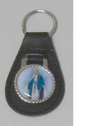 Keyring: Leather Miraculous