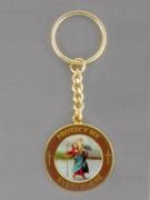 Keyring: Protect Us St Christopher