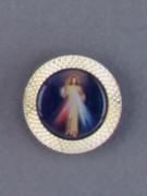 Magnet Round: Divine Mercy