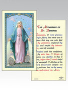 Holy Cards: 800 SERIES - Miraculous/Prayer St Bernard