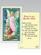 Holy Cards: 800 SERIES - Guardian Angel