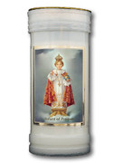 Devotional Candle: Infant of Prague
