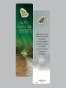 Window Charm Bookmark: Serenity