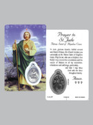 Window Charm Prayer Card: St Jude