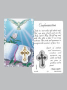 Window Charm Prayer Card: Confirmation