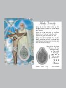 Window Charm Prayer Card: Holy Trinity