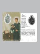 Window Charm Prayer Card: St Gerard