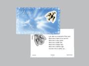 Window Charm Prayer Card Hope