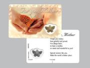 Window Charm Prayer Card: Mother