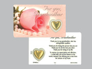 Window Charm Prayer Card: Grandmother