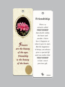 Laminated Bookmark: Friendship