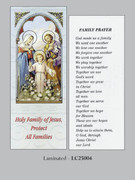 Bookmark: Holy Family (pk25)