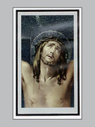 Memorial Cards Pax Series #5 Crucified Jesus