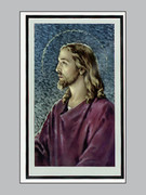 Memorial Cards: Pax Series: Head Jesus