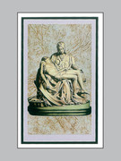Memorial Cards: Pieta