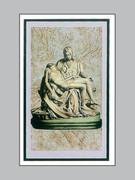 Memorial Cards: Pieta
