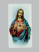 Holy Cards: Alba Series - Sacred Heart