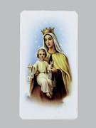Holy Cards Alba Series - OL Mt Carmel (PK 100)(HCALBA27)