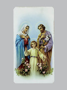 Holy Cards: Alba Series - Holy Family