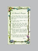 Holy Verse Cards (pkt100): Nurses Prayer