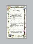 Laminated Holy Verse Cards: Friendship