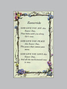 Laminated Holy Verse Cards: Eastertide