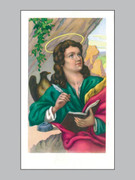 Holy Cards (pkt100): Evangelist John