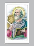 Holy Cards (pkt100): Evangelist Mark