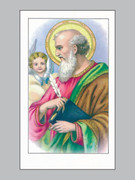 Holy Cards (pkt100): Evangelist Matthew