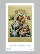 Holy Cards (pkt100): O.L. Perpetual Help