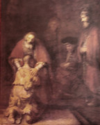 10 x 8 Print: The Prodigal Son