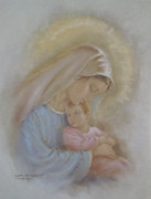 10 x 8 Print: Mother and Child #2