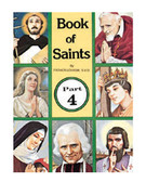 Childrens Book (StJPB): #308 Book of Saints 4
