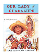 Childrens Book (StJPB): #390 Our Lady of Guadalupe