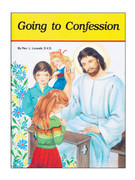 Childrens Book (StJPB): #392 Going to Confession (Reconciliation)