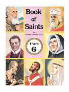 Childrens Book (StJPB): #394 Book of Saints 6