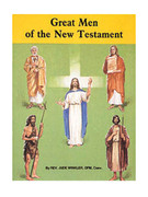 Childrens Book (StJPB): #486 Great Men: New Testament