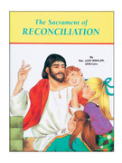 Childrens Book (StJPB): #509 Sacrament of Reconciliation