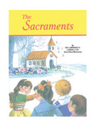 Childrens Book (StJPB): #518 The Sacraments