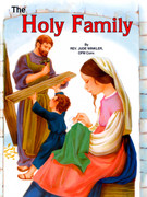 Childrens Book (StJPB): #523 The Holy Family