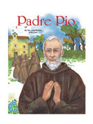 Childrens Book (StJPB): #525 Padre Pio