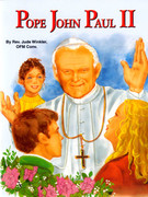 Childrens Book (StJPB): #527 Pope John Paul II