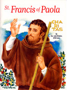 Childrens Book (StJPB): #530 St Francis of Paola