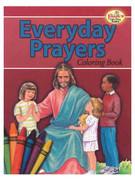 Childrens Colouring Book (StJCB) Everyday Prayers