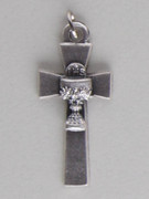 Communion Medal, Cross/Chalice