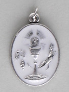 Communion Medal Oval Chalice (MEC28S)